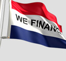 We Finance Flag