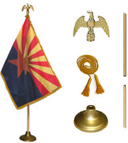 Arizona State Flag Set