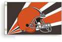 Cleveland Browns Flag
