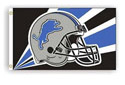 Detriot Lions Flag