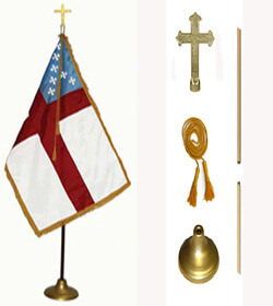Episcopal Flag Set