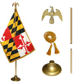 Maryland State Flag Set