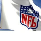 NFL Helmet Flags