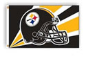 Pittsburgh Steelers Flag