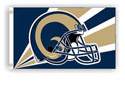St Louis Rams Flag