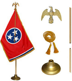 Tennessee State Flag Set