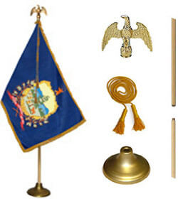 Vermont State Flag Set