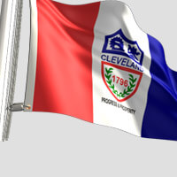 Cleveland City Flag