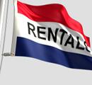 Rentals Flag