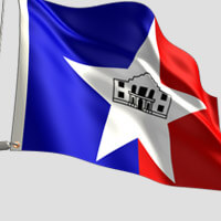 San Antonio City Flag